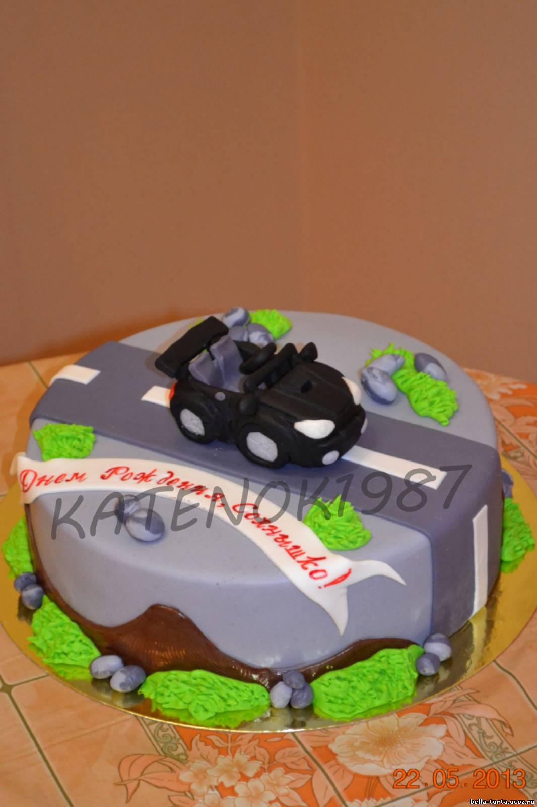избушка торт фото
